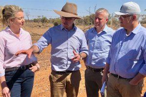 Kingaroy Link To PM's Visit
