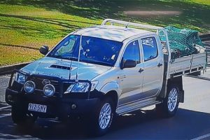 Have You Seen This Hilux?