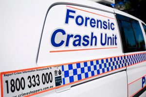 Two Dead In Highway Crash