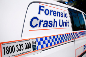 Man Dies In Crash
