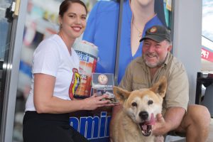 Dingoes Say Thank You!