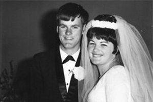 Mondure Couple Celebrates 50 Years