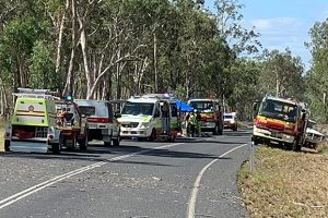 Man Dies In Boondooma Crash