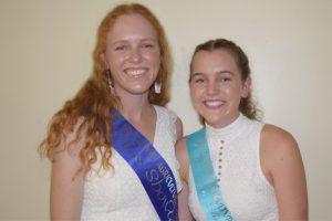 Maidenwell Sisters Win Cooyar's Hearts