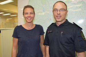 Firies Learn Valuable First Aid Skills