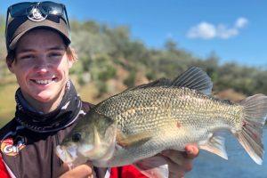 Fishing's Still Great Despite Dam Levels