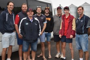 Cricketers Go West For A Cause