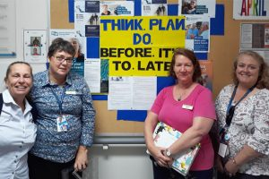 Nurses Reflect On Busy Week