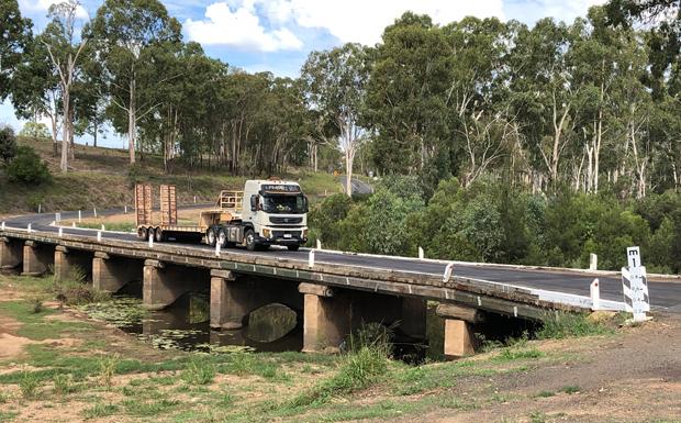 Driver Dies At Notorious Bridge