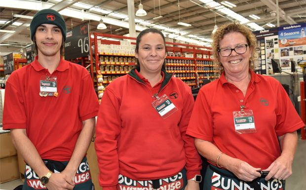 Countdown To Bunnings Opening - southburnett com au