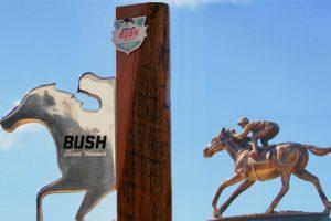 Bush Battle Countdown Begins