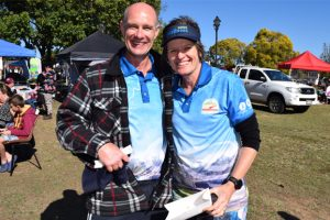 Wondai Festival A Runaway Success