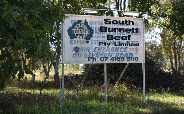 Contract Signed For Meatworks Site
