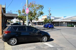 George St To Become One-Way