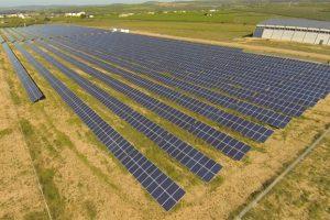 Work Starts On Solar Farm