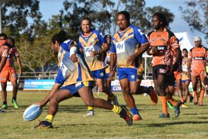 Nanango, Murgon Draw First Blood