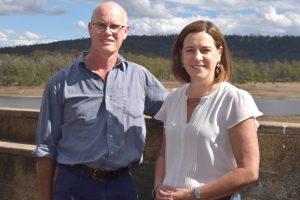 Government Turns Down Irrigators
