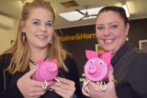 Businesses Ham It Up For BaconFest