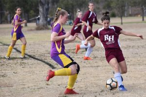 Nanango Hosts Soccer Grand Final