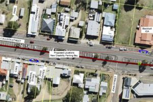 Parking Plan For Blackbutt
