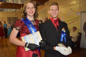 Royal Couple Had A Ball