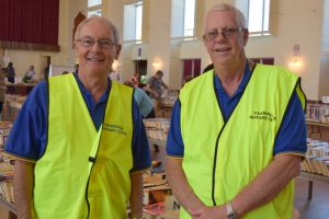 Rotary Books Up Another Success