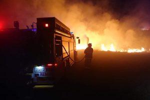 Firies Called To Murgon Blaze