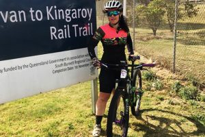 Records Fall On Rail Trail