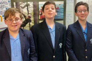 Debaters Shine In Kilkivan