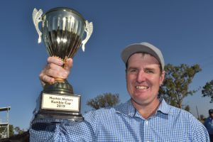 Cup Day Triumph At Kumbia