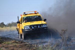 Woolooga Bushfire: Update