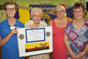 Rob's The Pride Of Nanango Lions