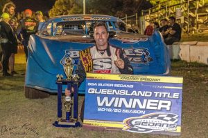 Super Night For Aussie Champ