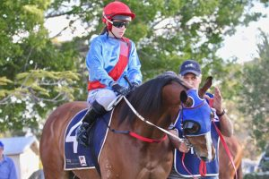 Hannah's Treble Trick At Bundaberg