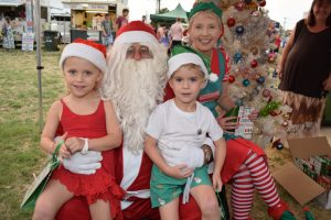 Nanango Welcomes Christmas