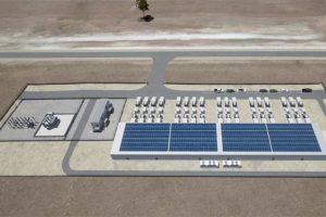 150MW Battery Plan For Tarong