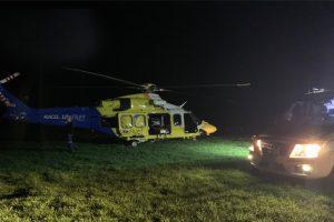 Boy Injured In Horse Fall
