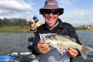 Catches Unaffected By Rising Water Levels