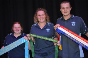 School Shines At Angus Roundup