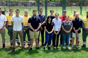 Ergon Apprentices Start Training