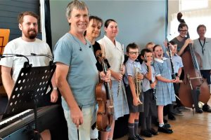 Musicians To 'Top Up' Local Schools