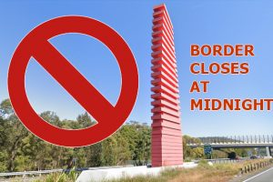 Border Restrictions From Midnight