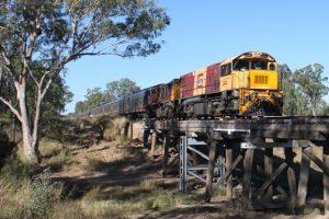 Rail, Coach Services Cut Back