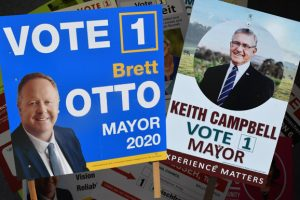 Otto To Be New Mayor
