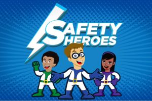 Ergon's Safety Heroes Go Online