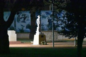 Green Light For Anzac Day