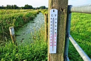 Weather Brings Chilly Start To May