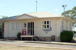 Canteen Building Seeks New Owner