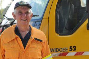 Widgee Firey Wins Volunteer Award