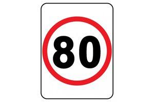 Speed Limit Change At Widgee